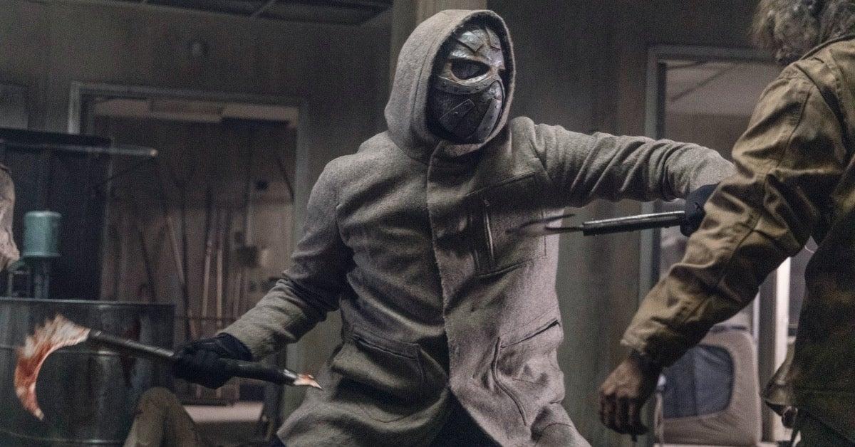 The Walking Dead Season 10 mystery character