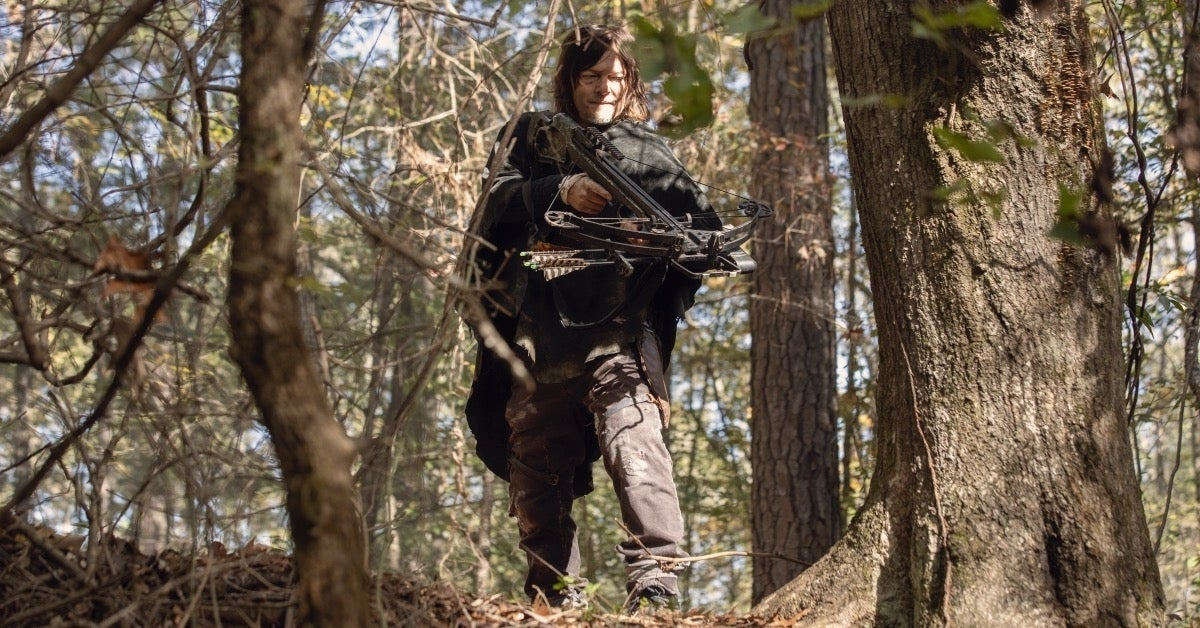 The Walking Dead Season 10 Norman Reedus