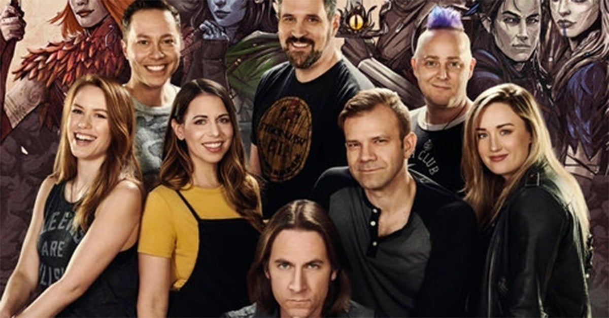 the world of critical role hed