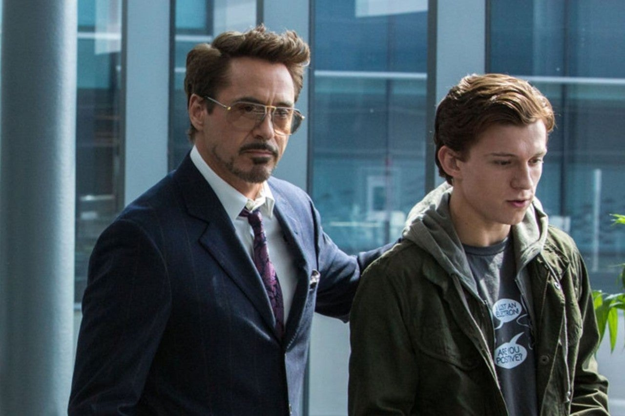 MCU's Tony Stark Reveals How He Knew About Spider-Man