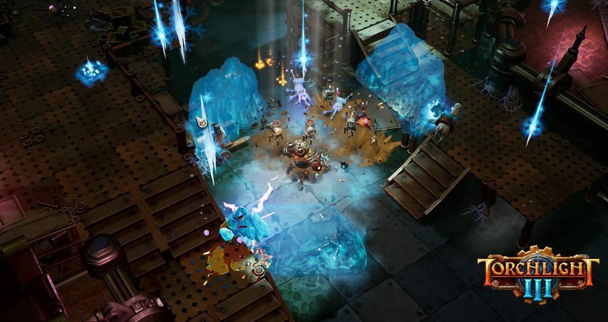 Torchlight 3 Screenshot
