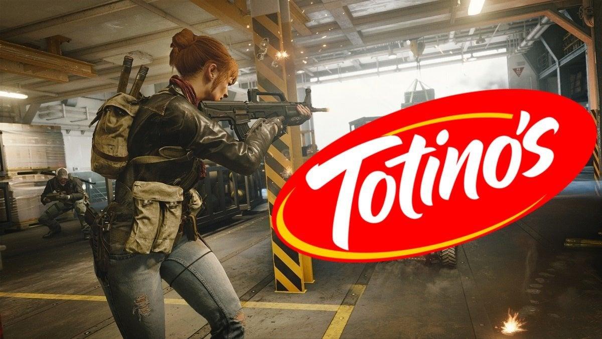 Totinos Black Ops Cold War
