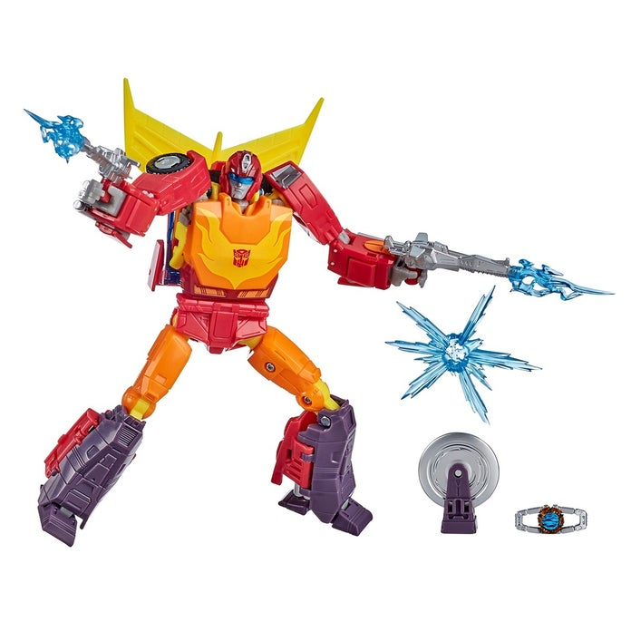 Transformers-The-Movie-Hot-Rod-Studios-Series-1