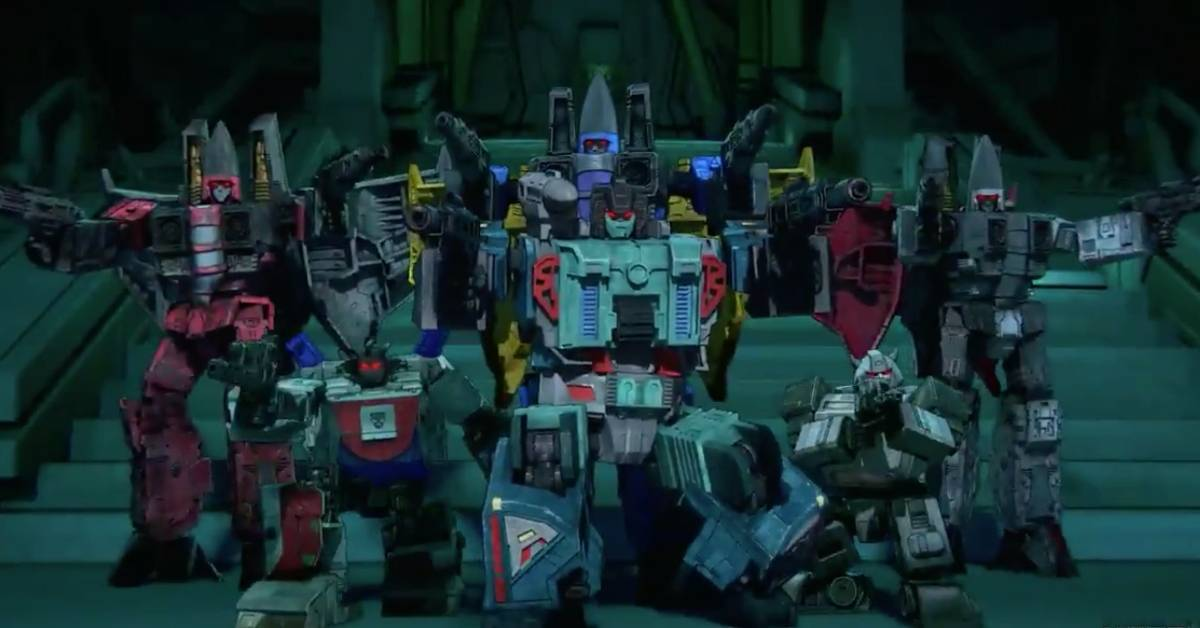 Transformers War for Cybertron Trilogy Earthrise Netflix