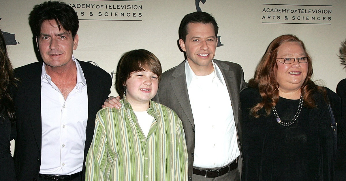 two and a half men conchata ferrell