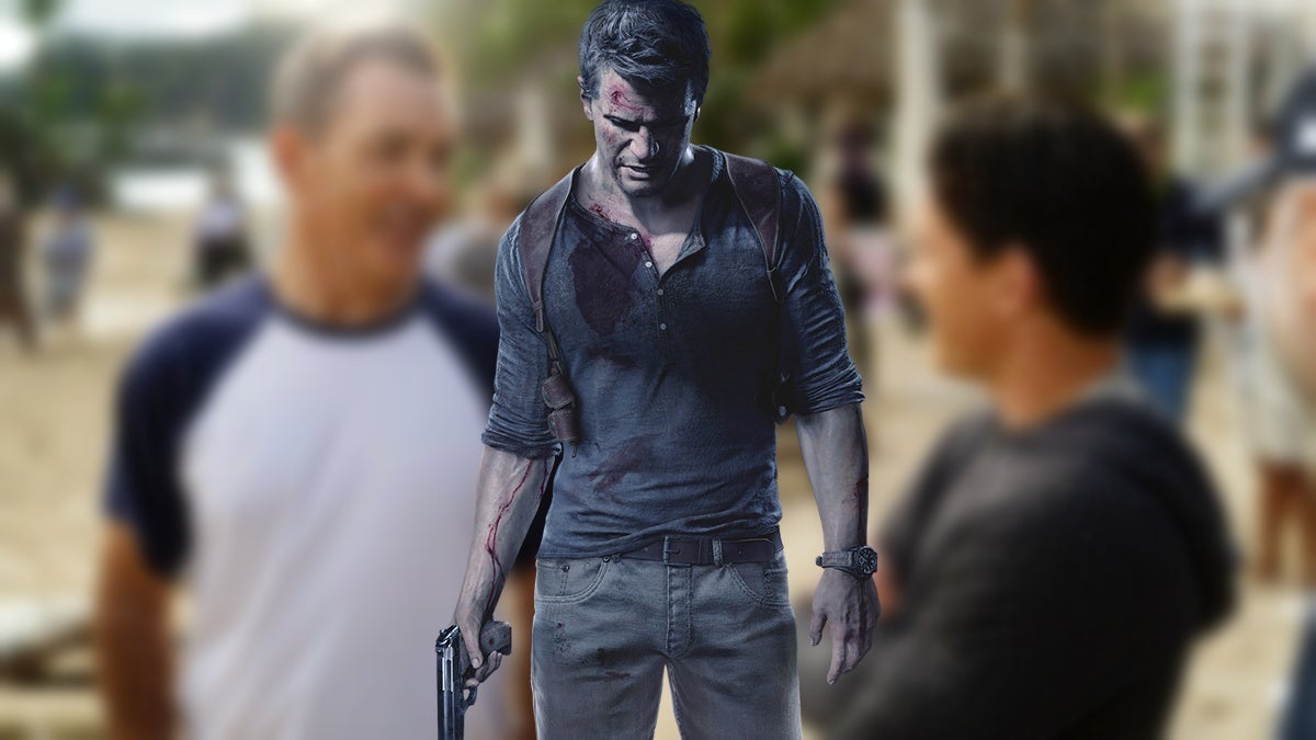 Uncharted Movie Nathan Drake