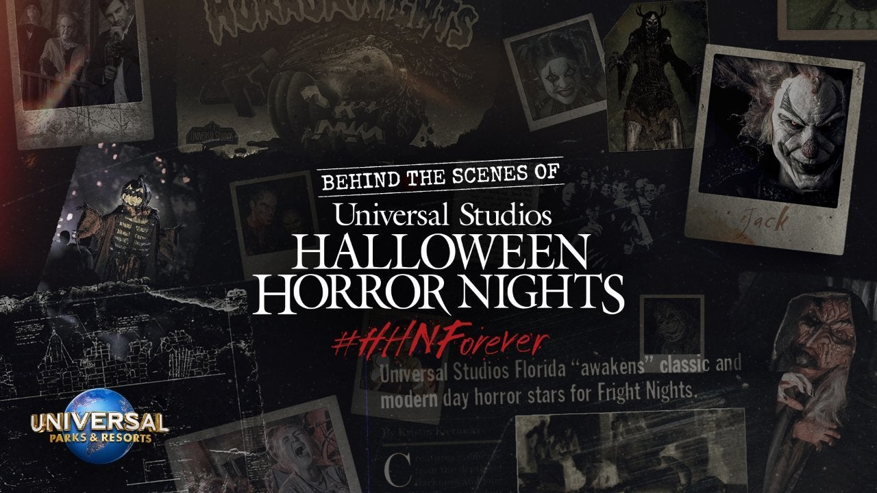 Universal Studios Halloween Horror Nights Goes Behind-The-Scenes With Greg Nicotero