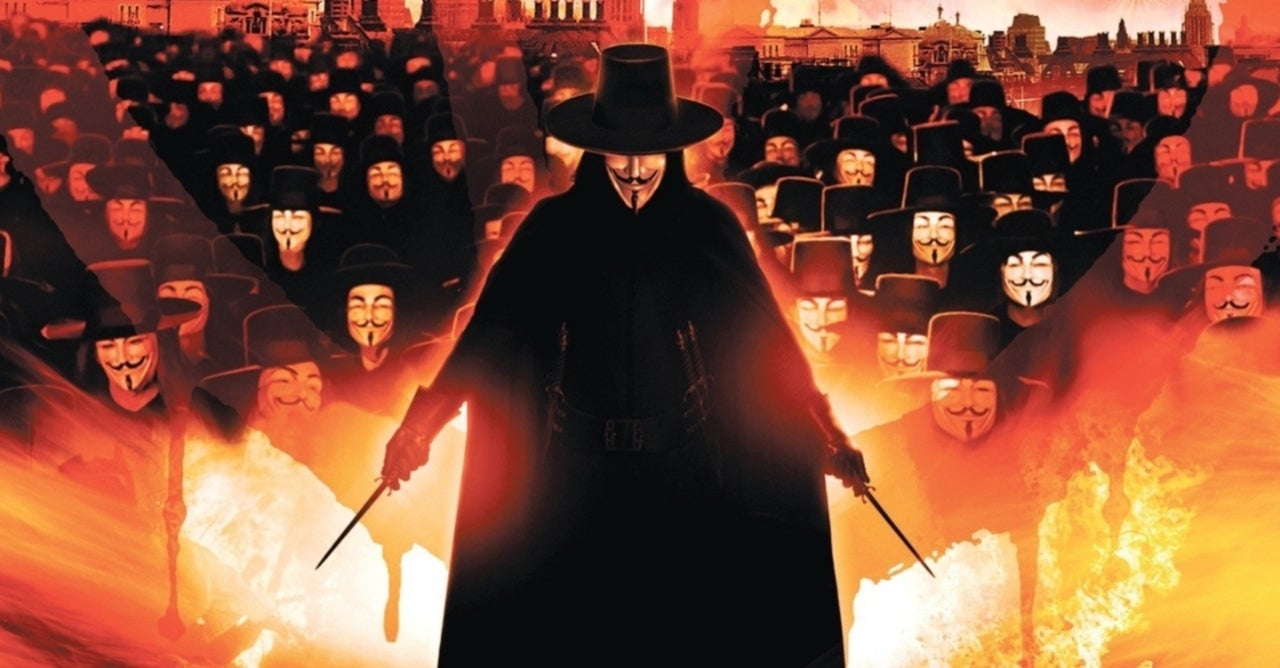 V for Vendetta Returning to Theaters With Filmmaker Conversation About the Dystopia Adaptation