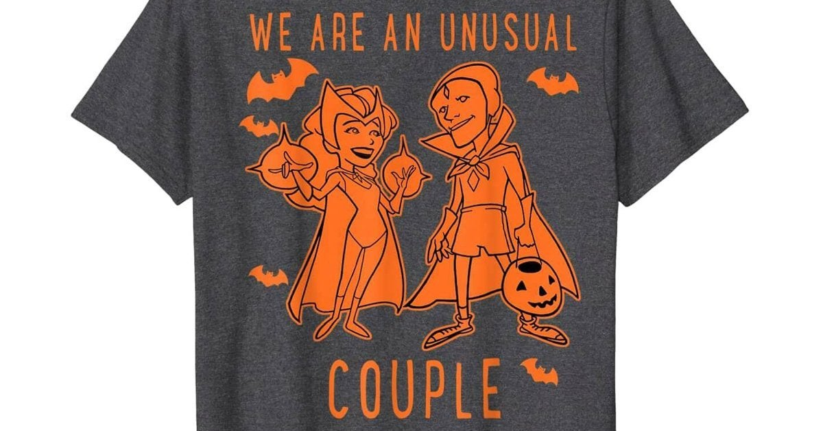 wandavision-unusual-couple-shirt