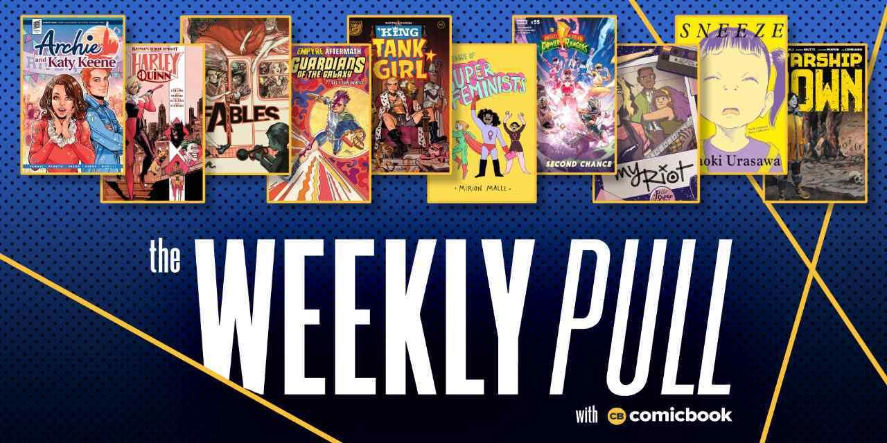 weekly pull week of october 21st