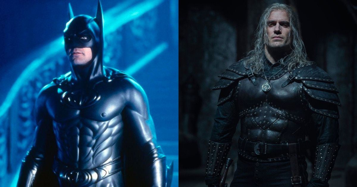 Witcher Batman
