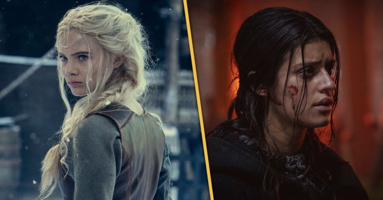 The Witcher: Yennefer and Ciri Photos Reveal New Costumes