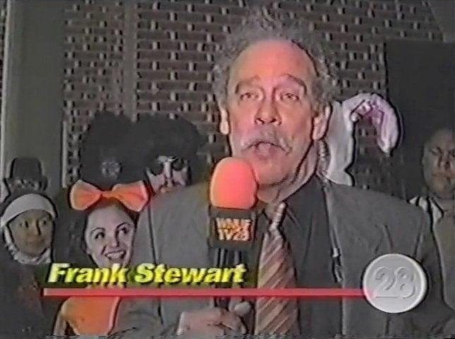 wnuf halloween special frank stewart