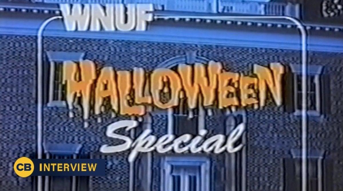 wnuf halloween special interview chris lamartina