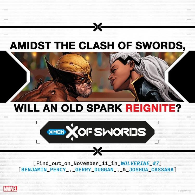 wolverine 7 teaser x of swords