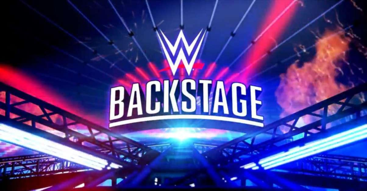 WWE Backstage