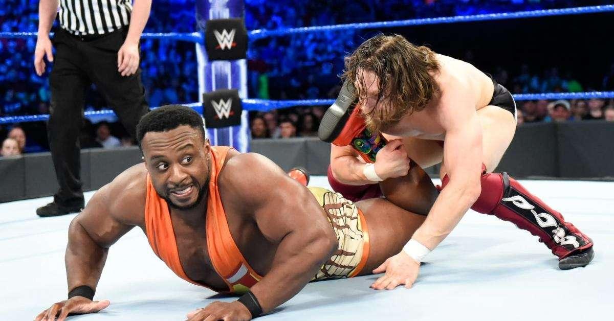 WWE Big E Daniel Bryan