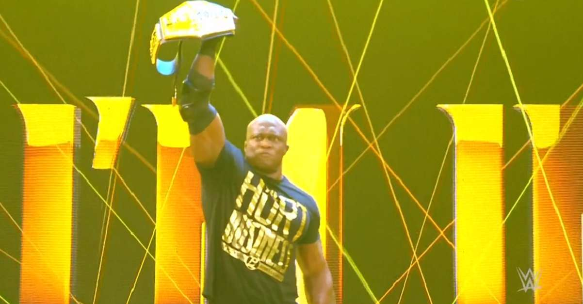 WWE Bobby Lashley Hell In A Cell