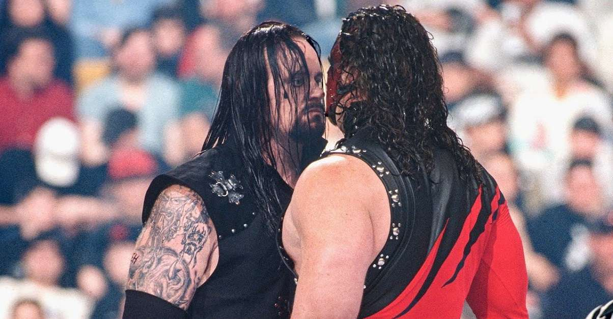 WWE Brothers of Destruction Undertaker