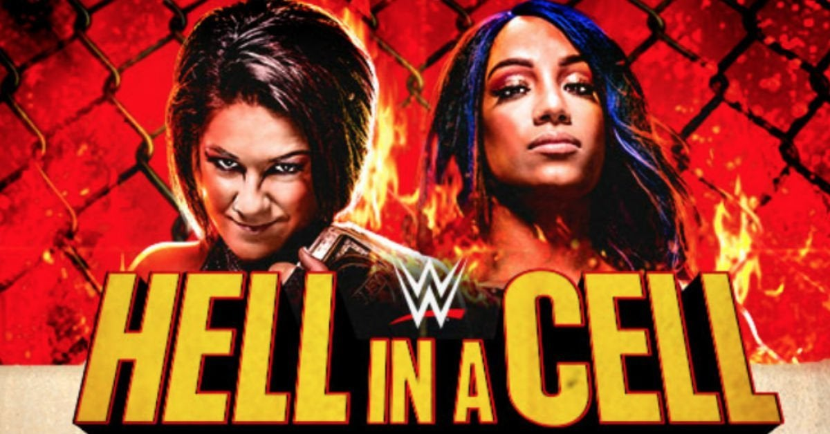 WWE-Hell-in-a-Cell-Bayley-Sasha-Banks