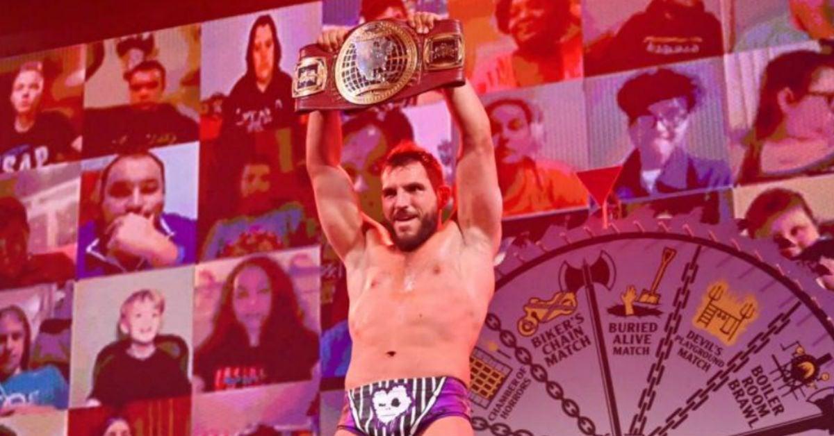 WWE-Johnny-Gargano-Halloween-Havoc
