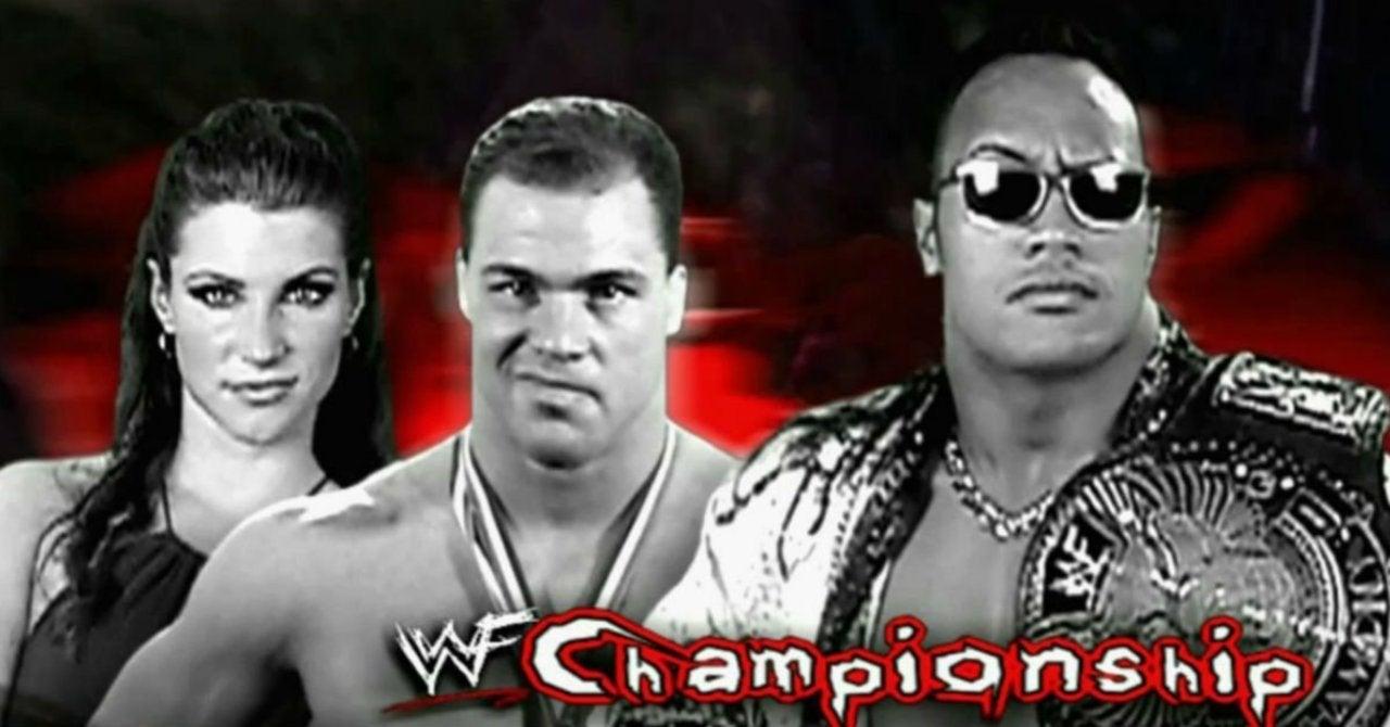The Rock Reflects on No Mercy 2000 WWE Championship Match With Kurt Angle