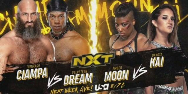 WWE-NXT-Tommaso-Ciampa-Velveteen-Ember-Dakota