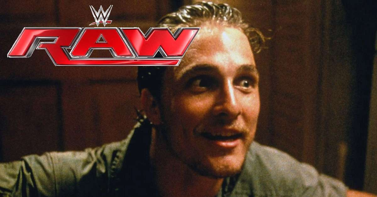 WWE Raw Matthew