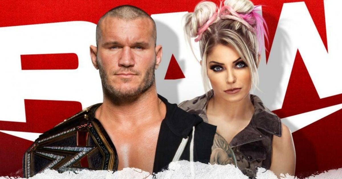 WWE-Raw-Randy-Orton-Alexa-Bliss