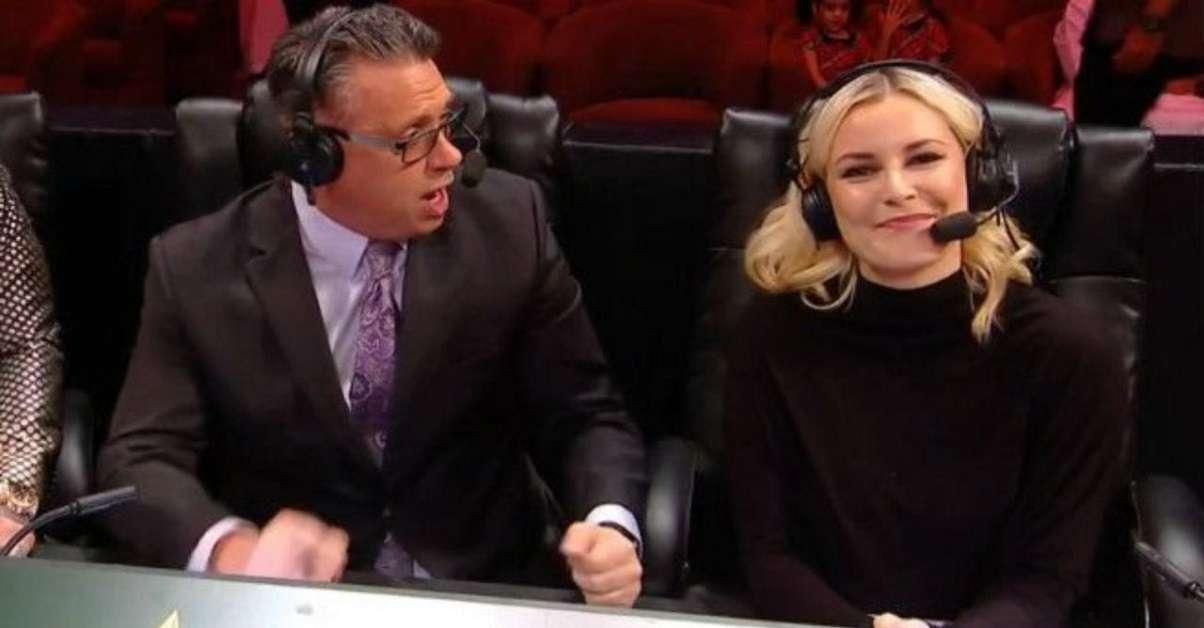 WWE Renee Young Smackdown Season Two
