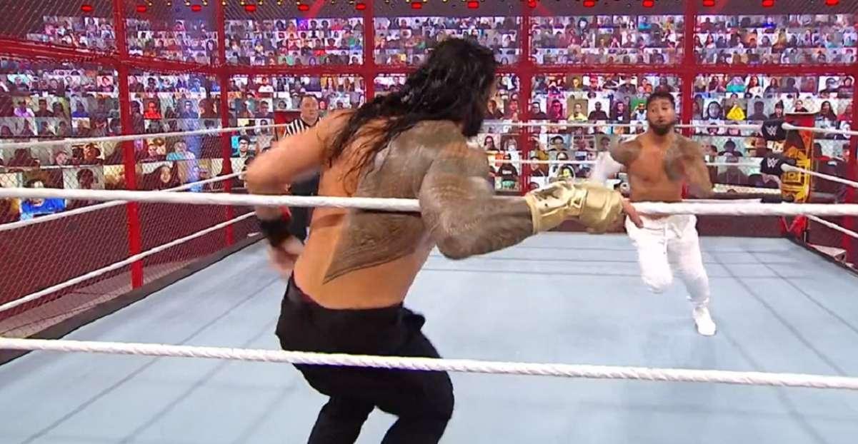 WWE Roman Reigns Infinity Gauntlet