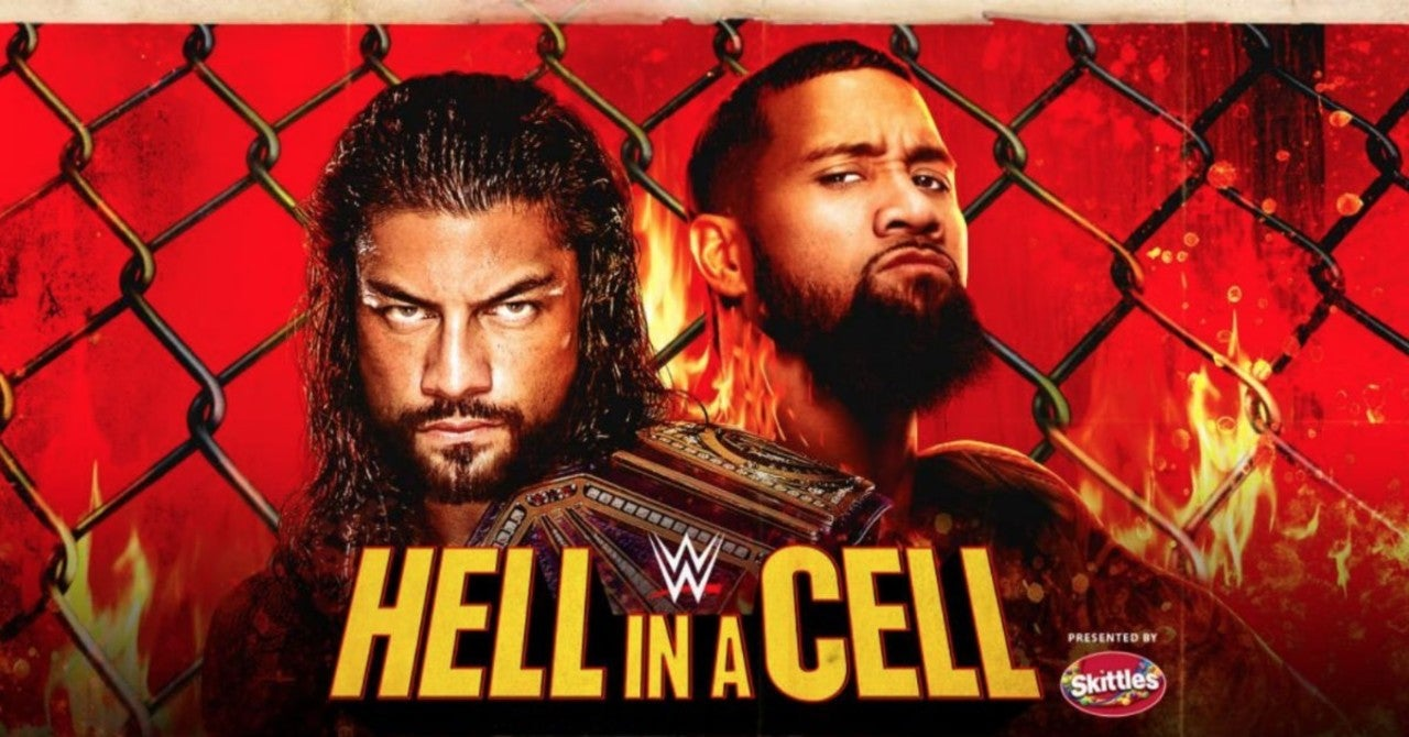 hell in a cell 2020 - photo #2