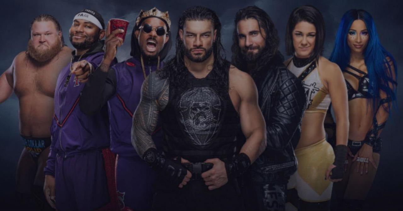 WWE Gets Called Out By Fans For Repeating Roster Lineups From Years Past