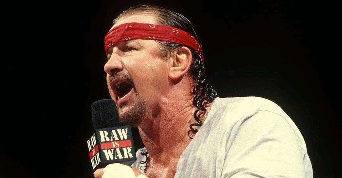 WWE Terry Funk