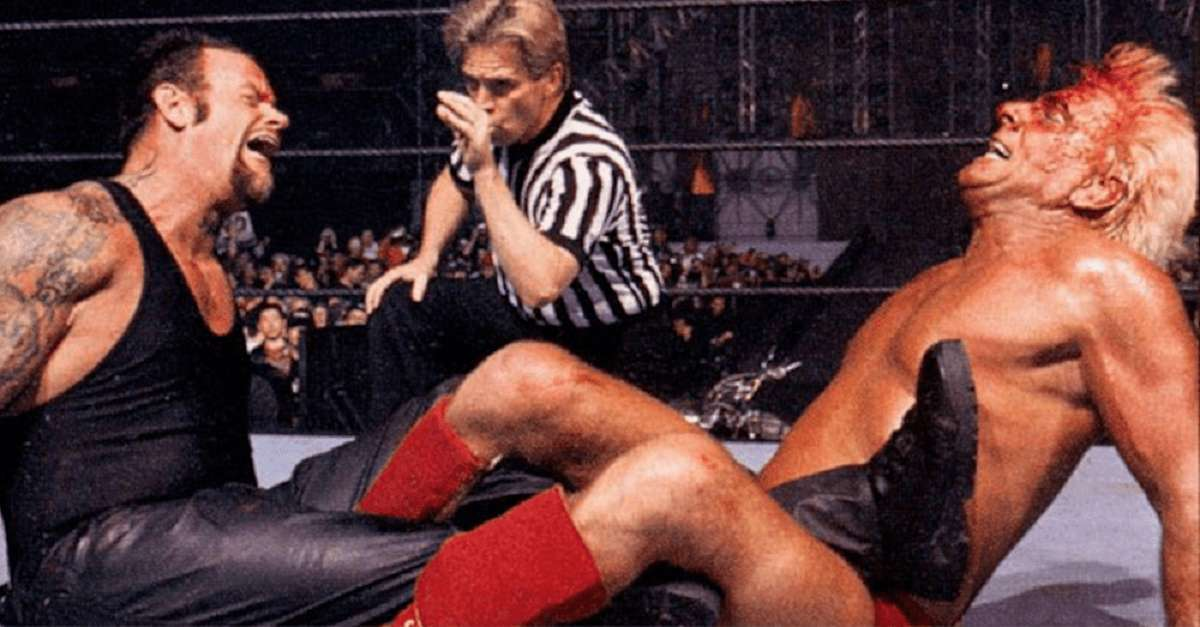 WWE Undertaker Ric Flair
