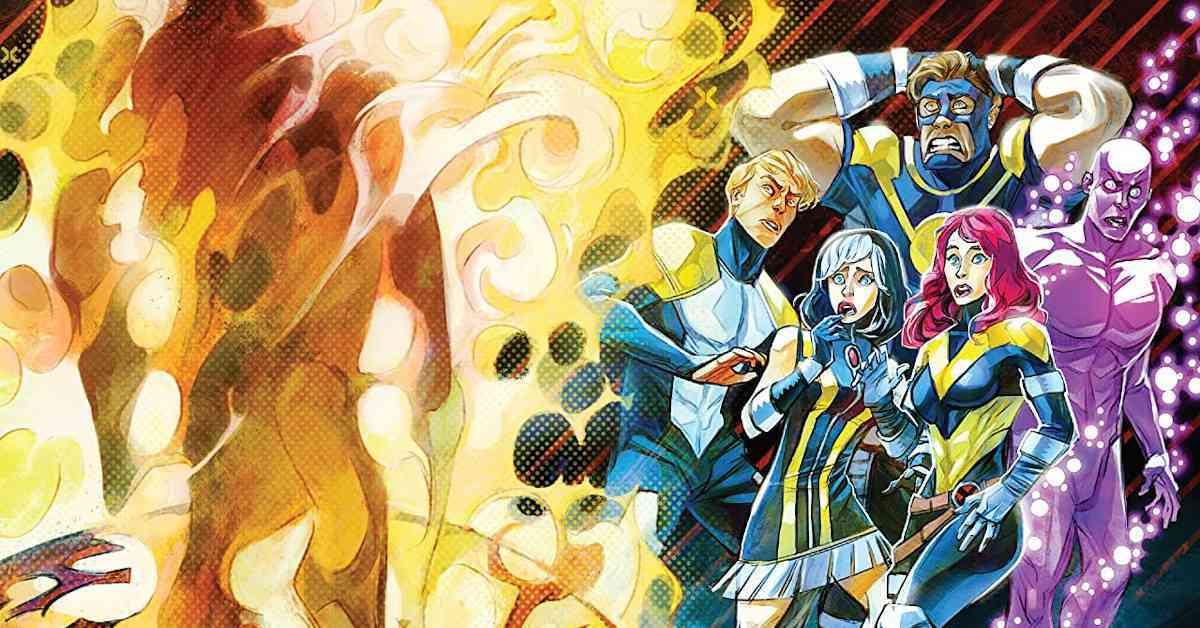 X-Factor #4 X of Swords X-Men Marvel