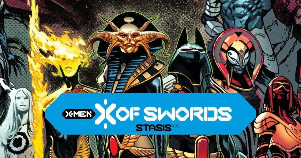 x of swords stasis #1 image