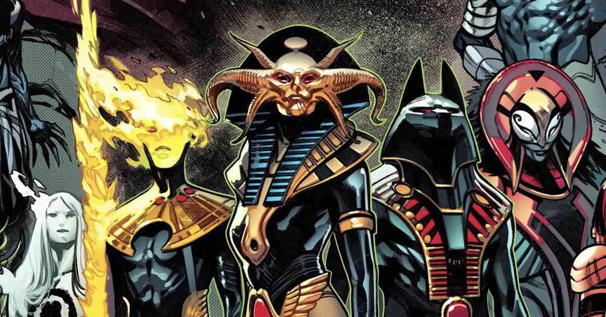 X of Swords Stasis Review X-Men Marvel