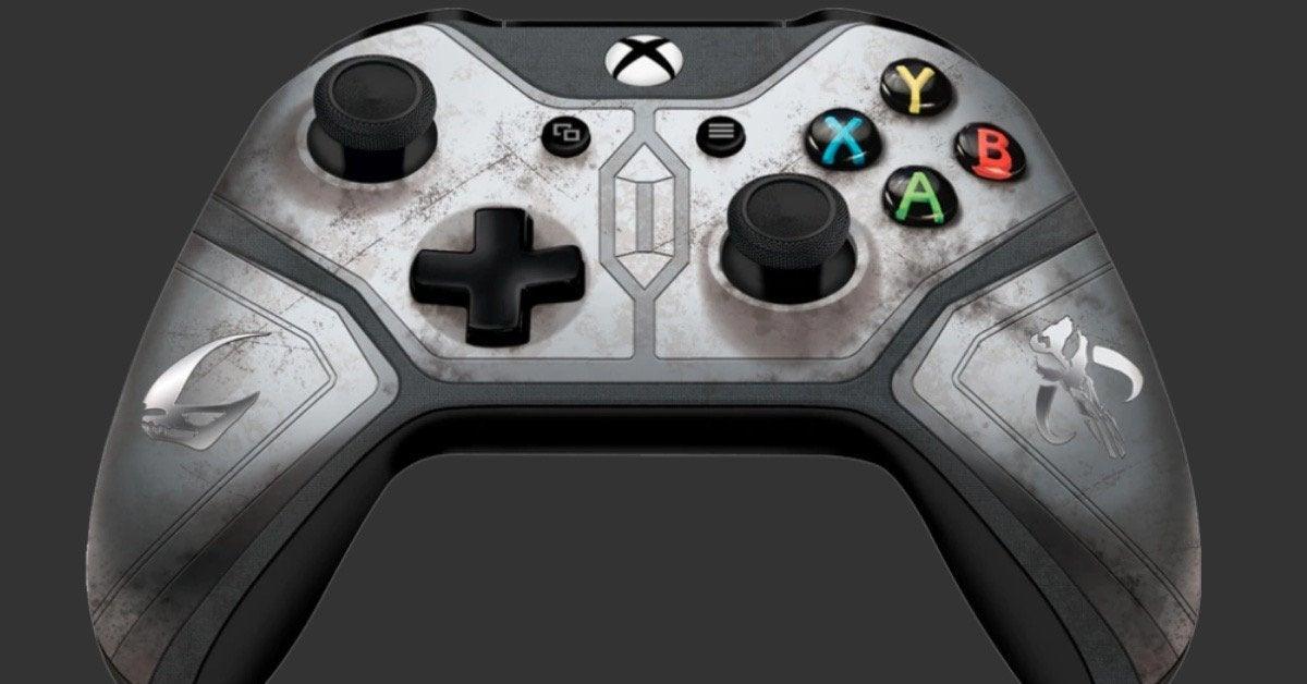 Xbox Mando Controller