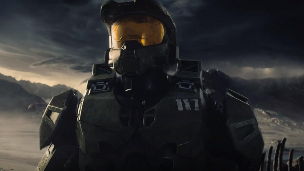Xbox Series X Master Chief Ad