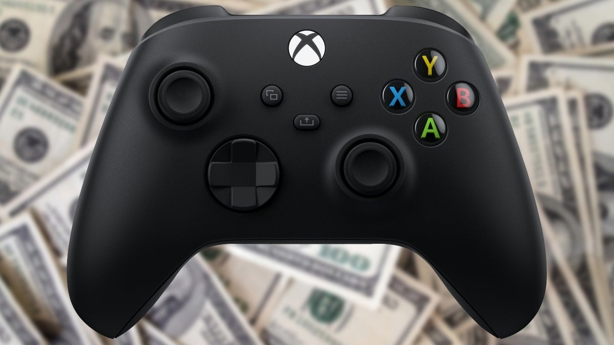 xbox series x money