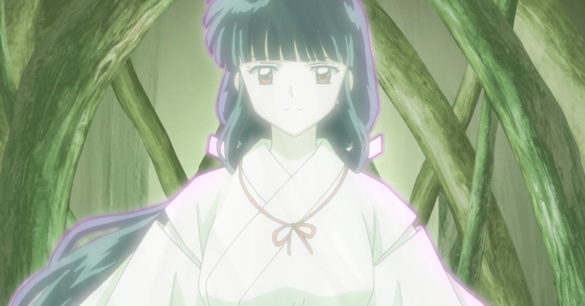 Yashahime Princess Half Demon Kikyo Return Tree of Ages Inuyasha Sequel