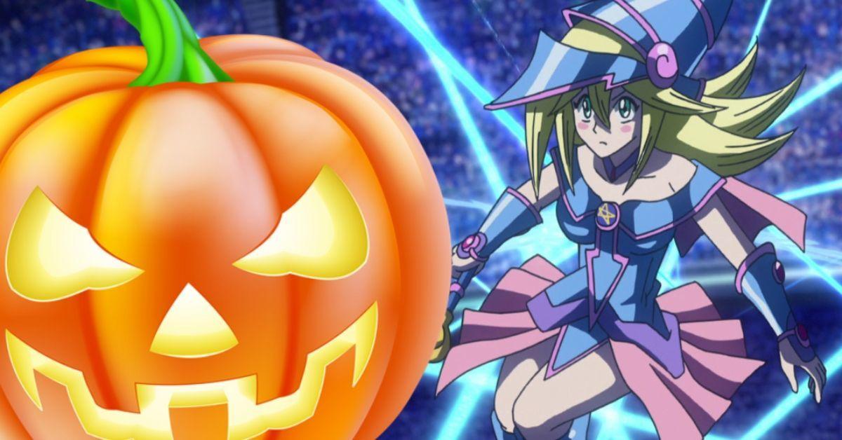 Yu-Gi-Oh Dark Magician Girl Halloween