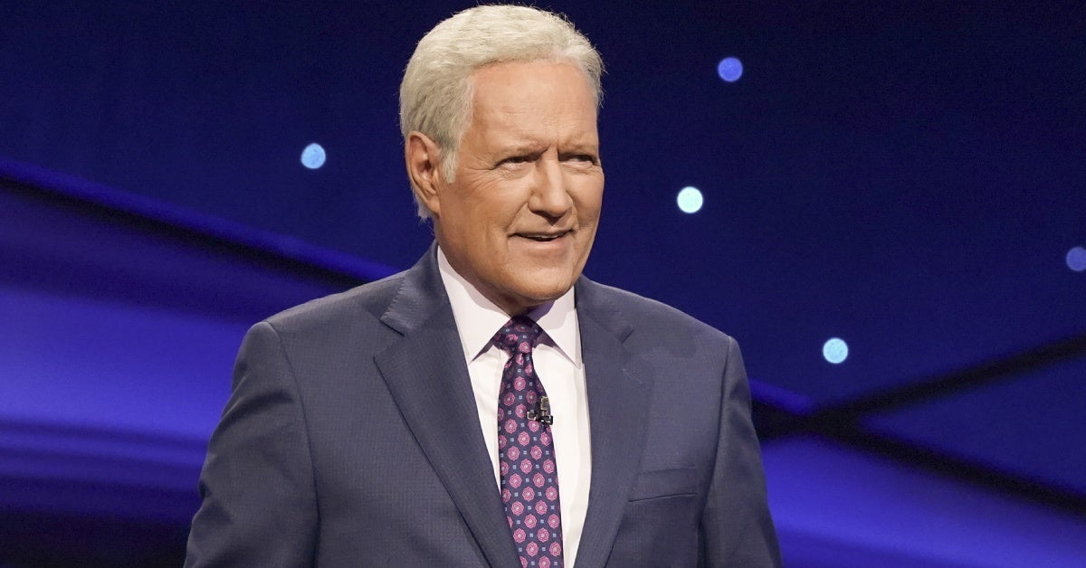 alex trebek getty images