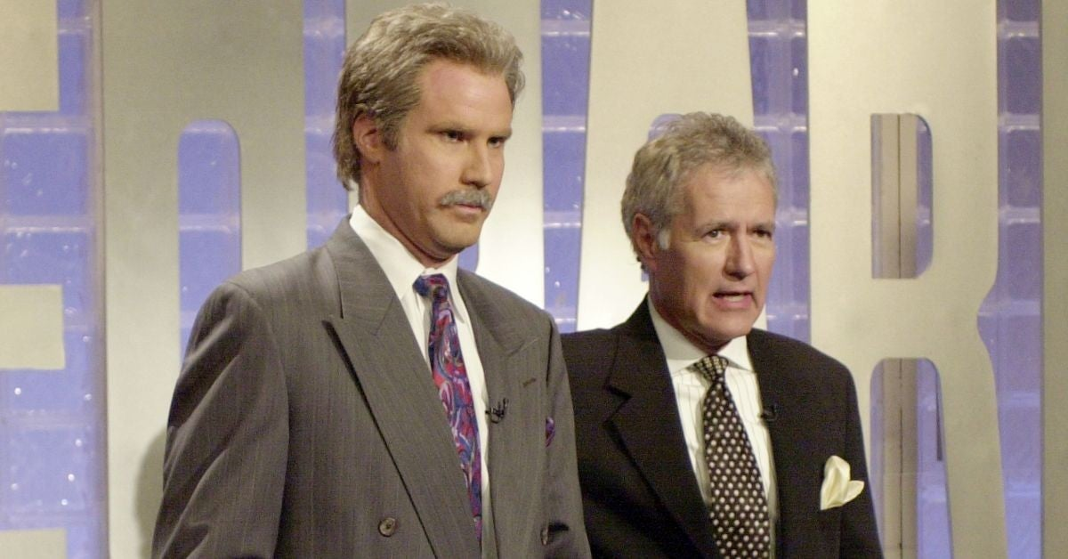 alex trebek will ferrell jeopardy saturday night live