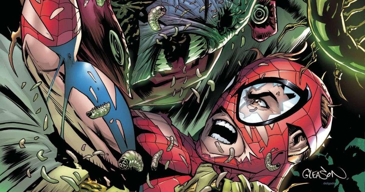 amazing spider-man 52 last remains
