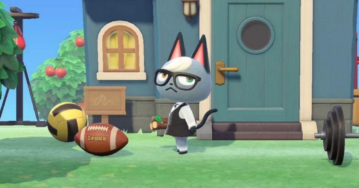 Animal Crossing football