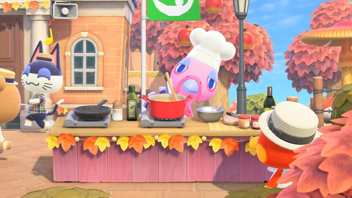 animal crossing new horizons turkey day new cropped hed