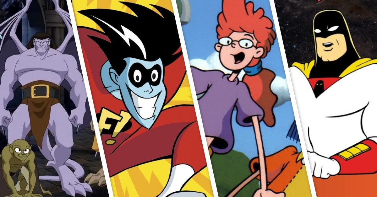 animated series revivals