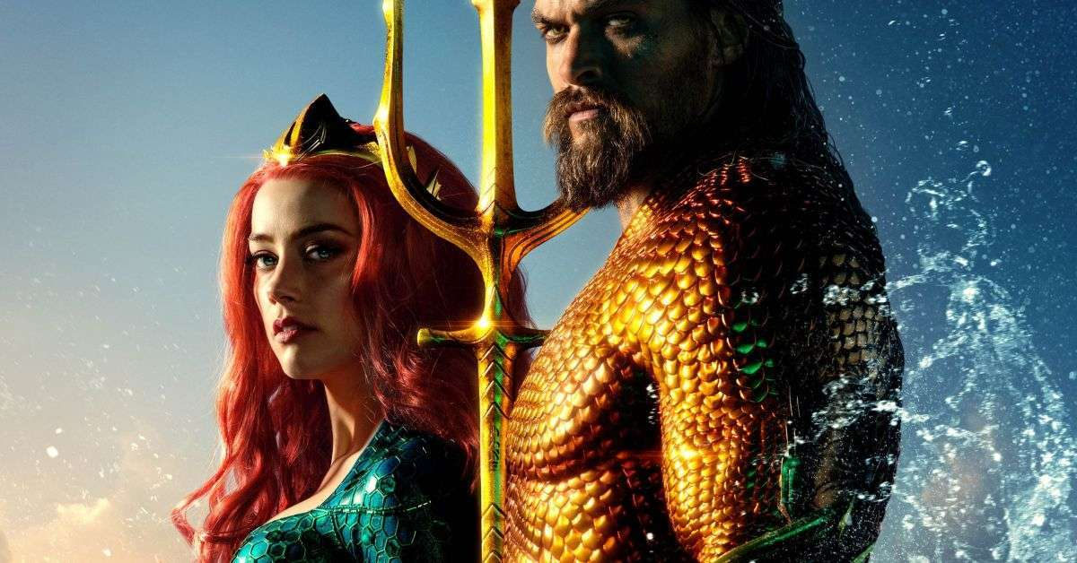 aquaman two amber heard 2021